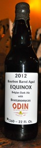 Bourbon Barrel Aged Equinox